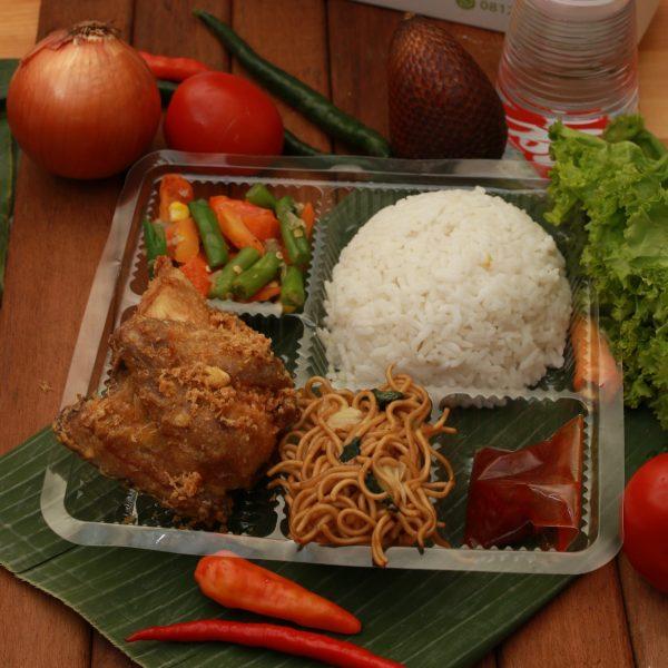 Paket Ayam Goreng