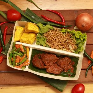 Family Box Rendang Daging